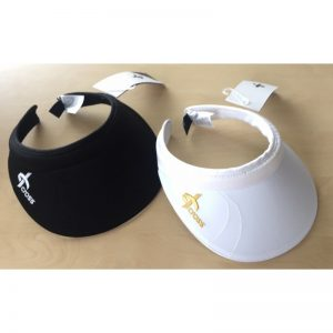 Cross Visor One Size Fits All